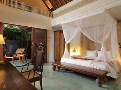 Photo for Romantic Room with Garden View @Ubud