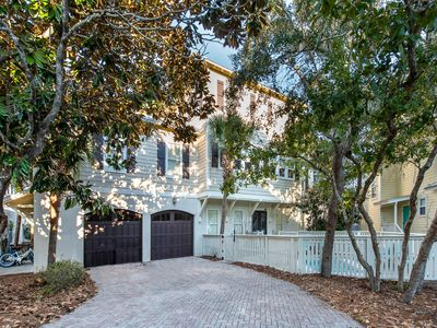 Photo for Private Heated Pool!  Steps from Shopping and Dining! Gulf Views!