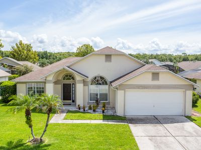 Photo for 3 Bedroom Kissimmee Villa With Private Pool