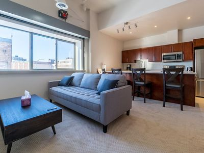 Photo for Unit 6 Executive Stay One Bedroom Condo with Parking