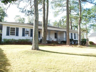 "Photo for Masters  Rental In Sought After ""Hill"" Section - 2 Miles To Augusta National!"