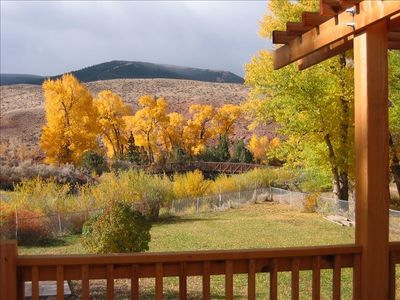 Photo for Fish on Wind River from backyard, close to Yellowstone, 4-Bedroom, in Town