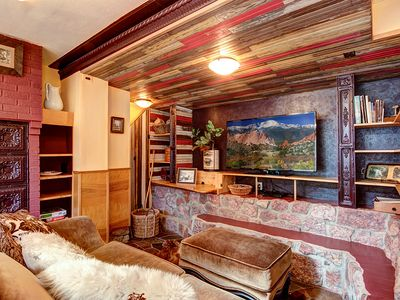 Photo for 3BR Cottage Vacation Rental in Manitou Springs, Colorado