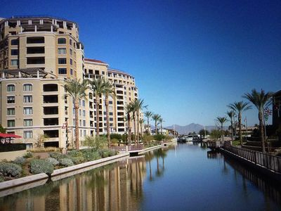 Photo for MODERN 2BR/2BA Condo w/ Pool! WALK TO NEARBY SCOTTSDALE WATERFRONT & OLDTOWN