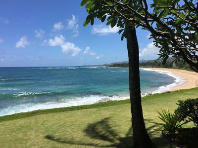 Photo for Up to 25% off !! Oceanfront Condo on Kauai  #114