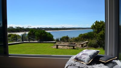 Photo for Bluff Cove - Beachfront Holiday House