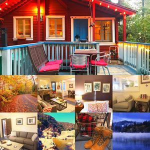 Photo for Breathtaking Cabin/Best Deal on Mountain//PASSES 2 BEACH, SPA, & LAKES/DOG OK