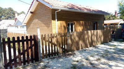 Photo for Small detached house in Lacanau Lac