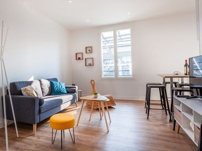 Photo for Large modern apartment near the train station