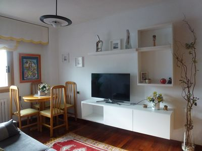 Photo for APARTMENT ON THE BEACH, IN PASEO MARITIMO. IN THE HEART OF THE CITY