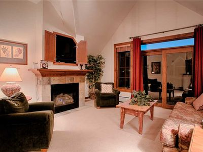 Photo for Extremely Convenient Breckenridge Condo, Stunning Mountain Views!