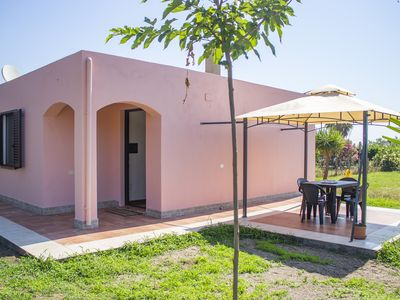 Photo for Gli Oleandri, independent house with large garden, private veranda and barbecue