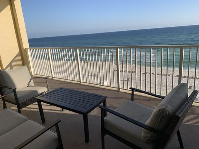Photo for 2 Bedroom/2 Bath Beachfront!