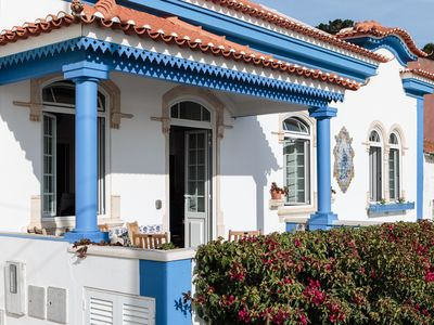 """Photo for The """" Casa Azul""""  offers fantastic views of the Bay"""