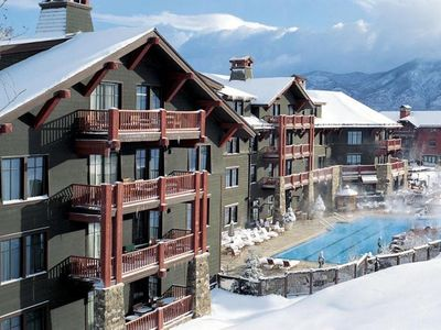 Photo for Luxurious three bedroom, Ritz Carlton, Aspen Highlands. Ski-In/Ski-Out Retreat!