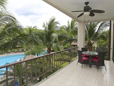 Photo for Luxurious Pacifico 2 bed condo in Playa Coco