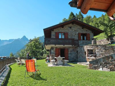 Photo for Vacation home BAITA RIZZI  in Gerola Alta (SO), Lombard Alps - 6 persons, 3 bedrooms
