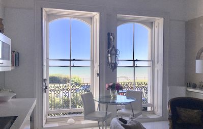 Photo for Elegant Period Features, Uninterrupted Sea Views, Modern Facilities, peaceful