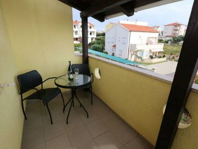 Photo for Apartment Bee 8 With 3 Balconies For 8 Persons In center of Novalja