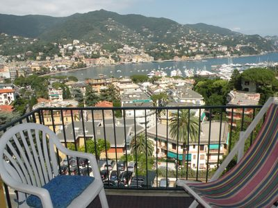 Photo for Eurotel Rapallo Apt.704 Amazing Sea View