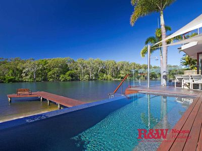 Photo for 41 Wyuna Drive, Noosa Sound