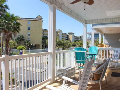 Photo for 3BR Villa Vacation Rental in Folly Beach, South Carolina