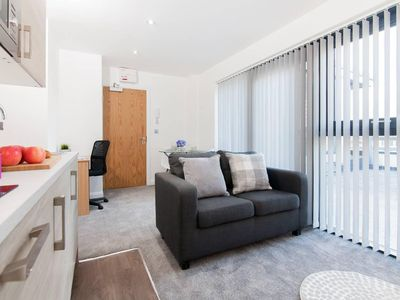 Photo for Amazing penthouse studio in Manchester City centre