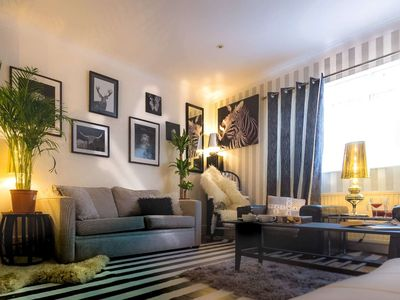 Photo for -BUTE17- SOUTH KEN CHAMBERS ---MAISONETTE--- - Two Bedroom Apartment, Sleeps 13