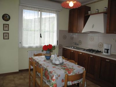 Photo for Apartment Villa Paradiso (DOL190) in Dolcedo - 6 persons, 2 bedrooms