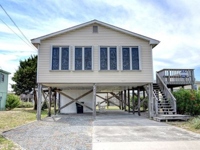 Photo for COMMITTEE HEADQUARTERS, 3 Bedrooms, 2 Baths, Sleeps 6, Topsail Beach