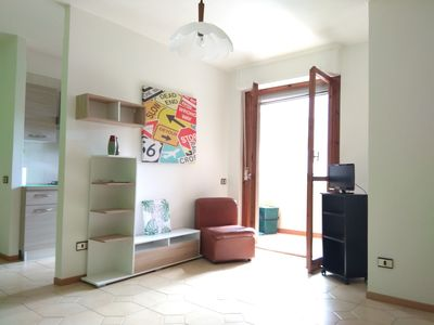 Photo for Two-room apartment in the center of Quartu Sant'Elena 2km from the sea