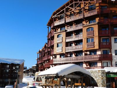 Photo for Residential complex with a wellness area, at the foot of the Val Thorens ski-run