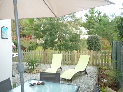 Photo for semi-detached house 4/5 people quiet area 500m from Conches beach
