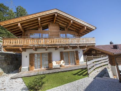 Photo for Modern Family Chalet, Pet Friendly, Sauna, Mountain Views