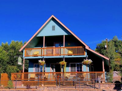 Photo for Historic home with hot tub in the heart of Downtown Pagosa Springs!