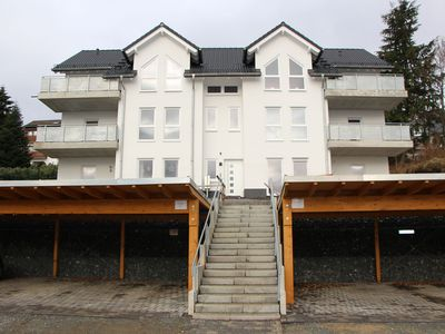Photo for Apartment with terrace and carport in Winterberg near the ski lifts