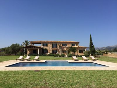 Photo for Luxury Pollensa Villa With Private Cinema & Family Gym *6 Bedrooms