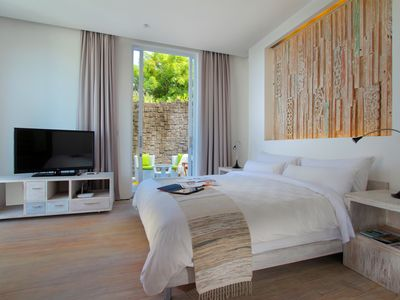 Photo for Luxuary Villa 1 BR Private Pool at Seminyak Bali