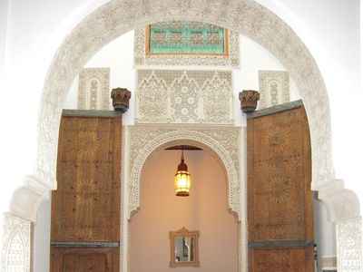 Photo for Beautiful self catering ryad in Fes medina