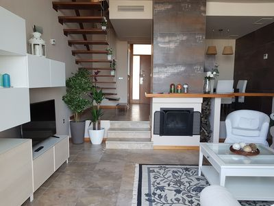 Photo for Magnificent Townhouse on the Costa del Sol