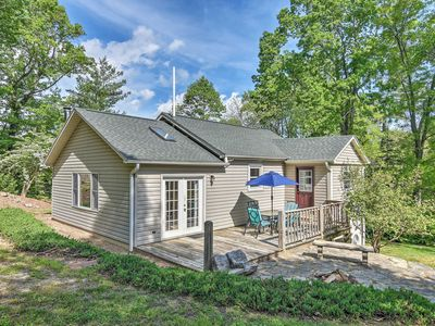Photo for NEW! Arden Cottage w/Fire Pit - 11 Mi to Asheville