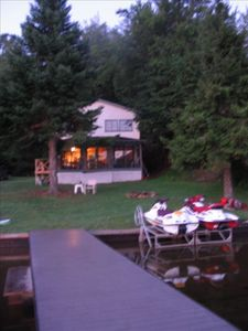 Photo for * WATER FRONT* 6BR/2BA S.Shore 4th LK* Paddle Boat