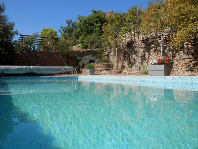 Photo for Great Quiet Villa with Pool - Close to the sea