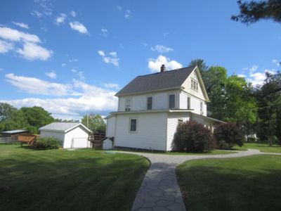 Photo for Farmhouse on 5 acres close to Bethel Woods Center for Arts.