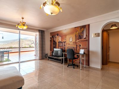 Photo for Bright and spacious apartment with fantastic view!