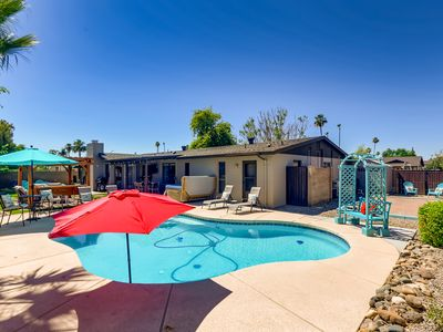 Photo for PERMANENT VACATION! SPORTS+HEATED POOL+SPA