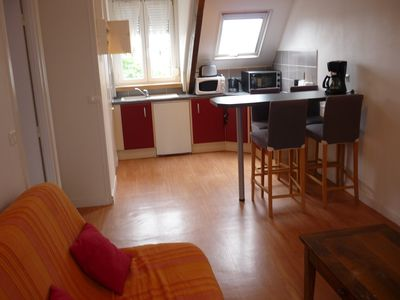 Photo for Two-room apartment Saint-Malo