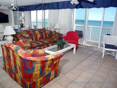 Photo for Crescent Shores Oceanfront Unit 1310! Stunning Condo. Book your get away today!