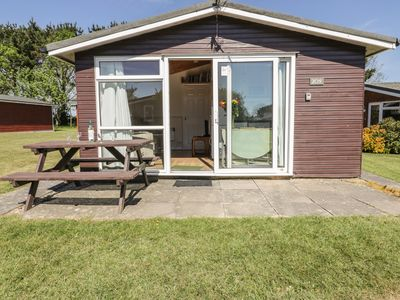 Photo for CHALET 209, family friendly, with a garden in St Merryn, Ref 955694