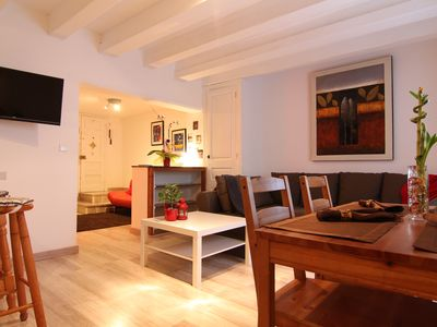 Photo for Nice apartment near the Sagrada Família, HUTB-010428.